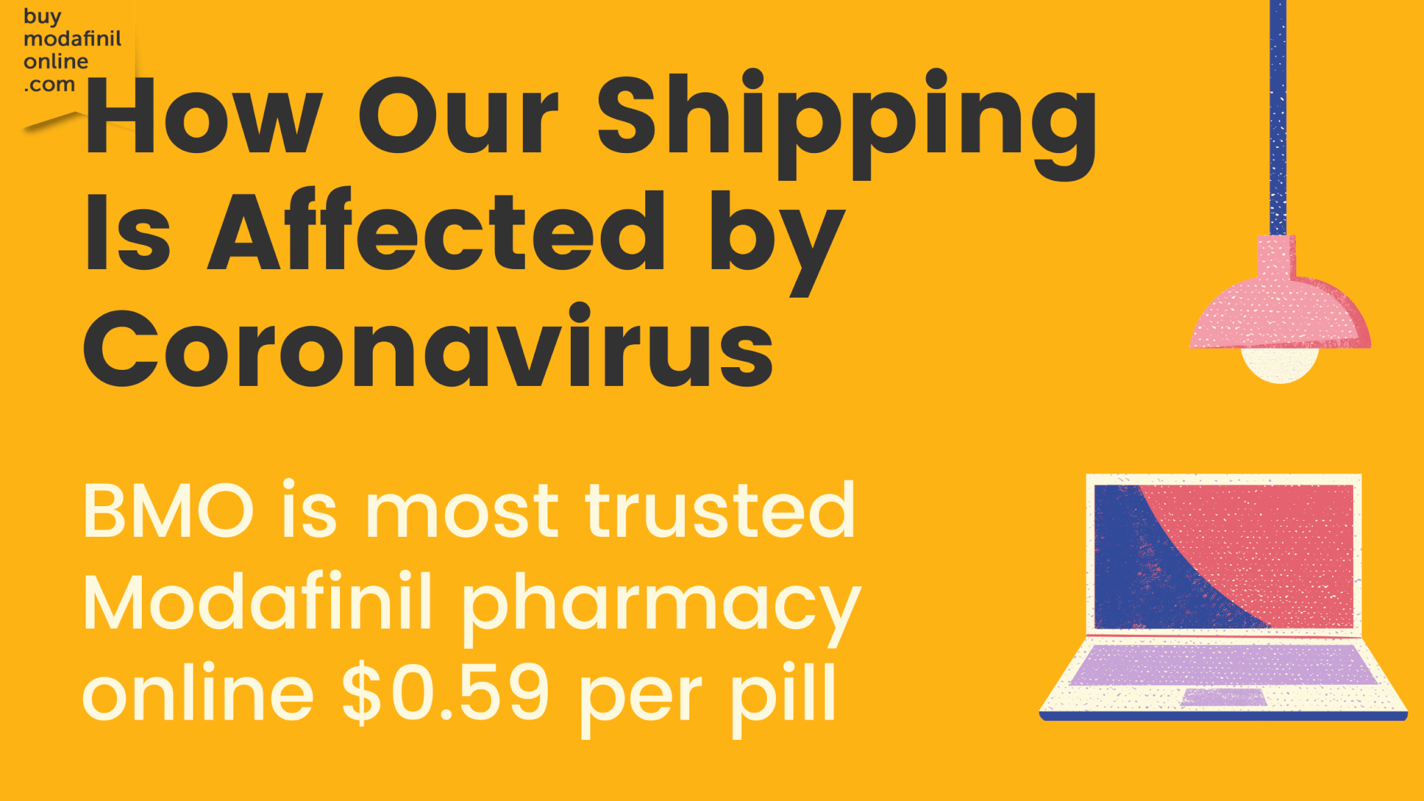 How Our Shipping Is Affected by Coronavirus
