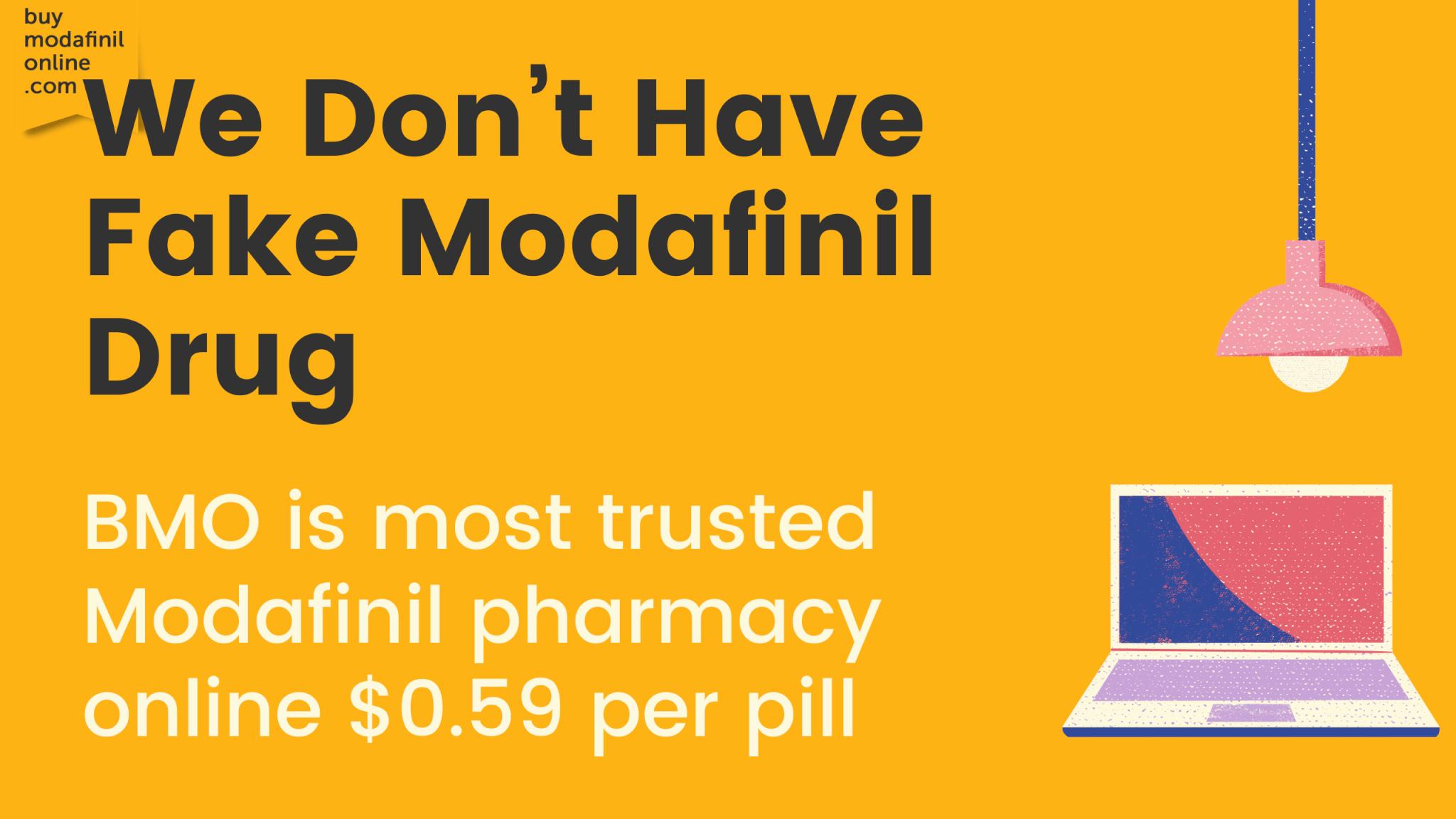 Farmacia affidabile SENZA modafinil contraffatto dall'India