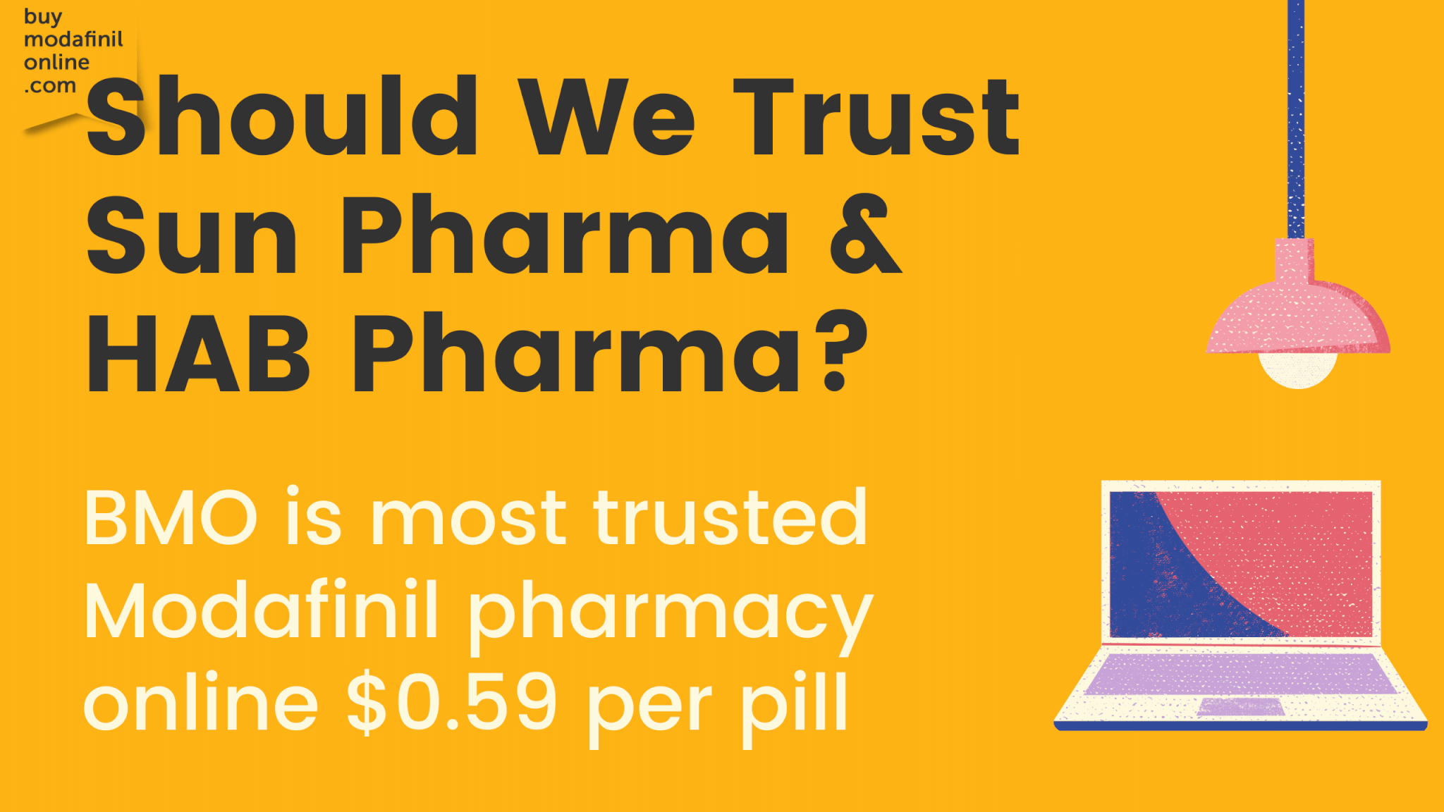 Sun Pharma en HAB Pharma: waarom we ze kunnen vertrouwen