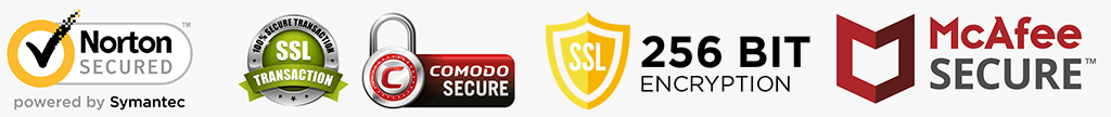 Encryption Norton SSL Secure 256